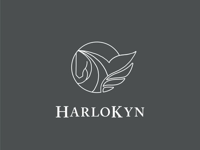 HarloKyn Logo Design
