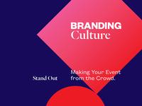 Branding Culture, poster B