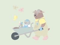 Little Gardening Team