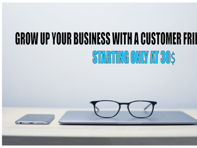 Grow Up Your Business With A Customer Friendly Website
