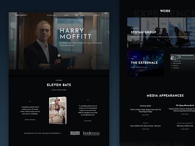 Website Design For Entrepreneur web design melbourne portfolio design freelance web designer landing page design website design