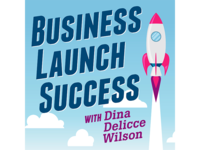 Business Launch Success identity