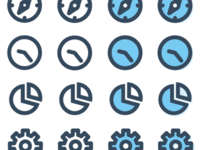 ChatWisdom icons, in-progress