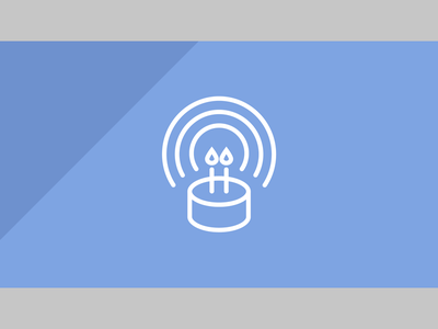 TBC3 Blog - 2 Years anniversary podcasting sharing the busy creator editorial icon concept illustration website article blog