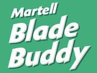 Blade Buddy Identity (in-progress)