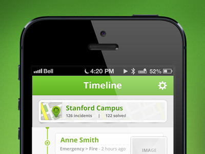 iPhone timeline app campus iphone timeline ios map iphone map ios pin iphone pin timeline events event bubble timeline bubble