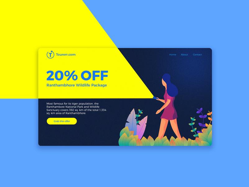 Special Offer #dailyui challenge 36 illustration design uiux ux ui daily ui graphic design app design