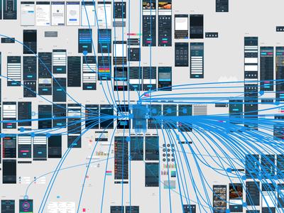 Adobe XD app demo ui ux mobile demo app adobexd