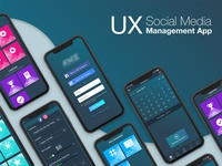 UX Mobile App complete project
