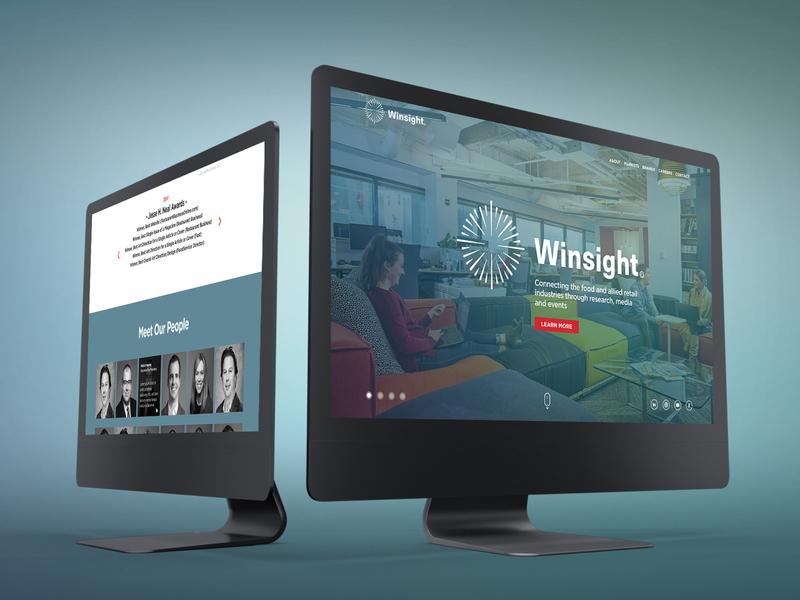 Website Redesign landingpage redesign website