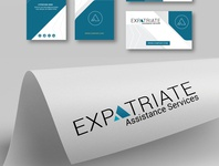 Expatrriate Logo design service logo artwork animation adobe photoshop branding ux ui design