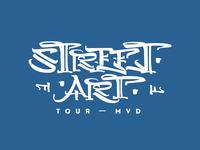 Street Art Tour MVD