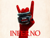 PA-STAR Inferno Chili Garlic Sauce