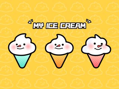 MY ICE CREAM