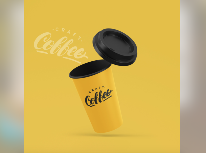 Coffee branding vector logo illustration design