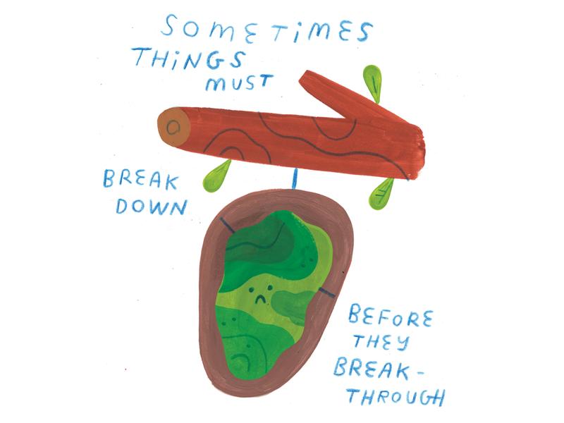 Corona Cocoon crysalis podcast art creative pep talk corona virus new beginnings rebirth cocoon