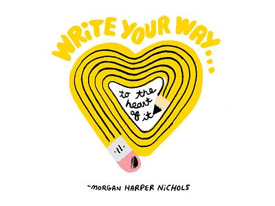 Morgan Harper Nichols on Creative Pep Talk morgan harper nichols podcast art creativity creative career design podcast lettering illustration creative pep talk