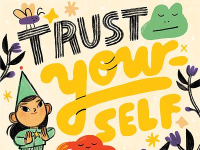 Collab with Rebecca Green! rebecca green design podcast lettering illustration creative pep talk