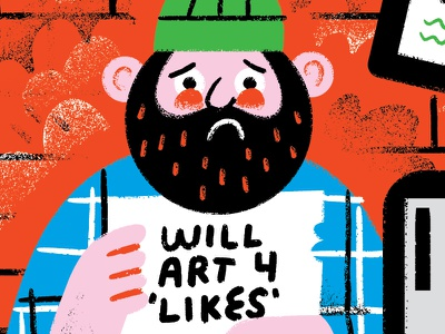 Creative Pep Talk - 084 Don't Undersell Yourself commercial art homeless entrepreneur creative pep talk