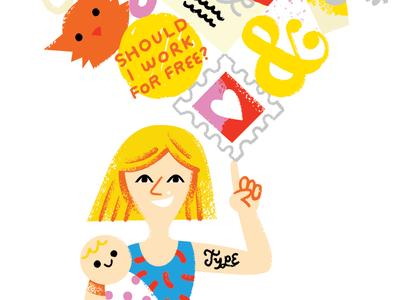 097 - Jessica Hische talks Letterpress, Motherhood & Intuition!