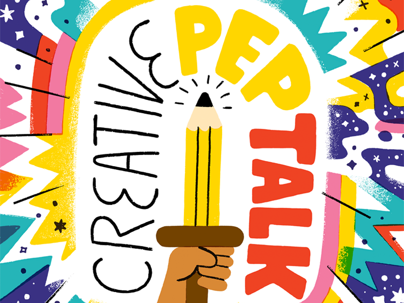 137 - How to Know if You're Going the Right Way sword design illustration creativity creative career podcast creative pep talk