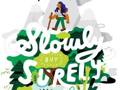 148 - Unlock Your Most Successful Side Project woods lettering hiking creative pep talk