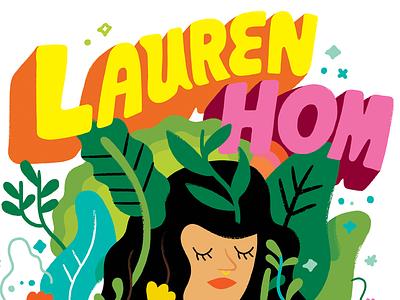 153 - Making Shareworthy Work with Lauren Hom creative pep talk foliage lettering creativity lauren hom