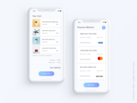 Daily UI#002 Credit Card Checkout
