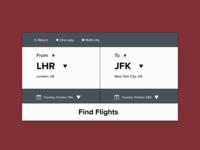 Daily UI 068 - Flight search flight search flight figma daily ui challenge daily ui daily 100 challenge dailyui ux ui dailyuichallenge