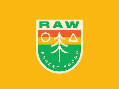 Raw Forest Foods Sticker 1.1
