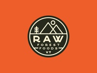 Raw Forest Foods Sticker 1.3