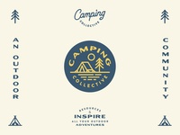 Camping Collective Branding