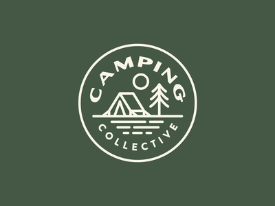 Camping Collective Badges