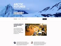 Arctic Futures Symposium
