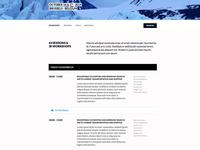Arctic Futures Symposium: programme