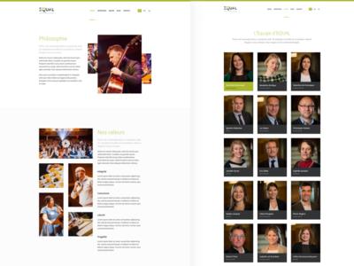 Equal More webdesign design web