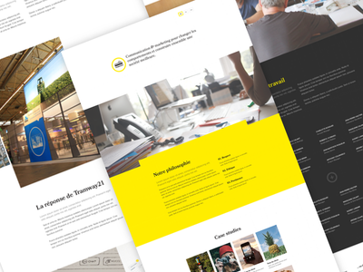 Tramway21 web design webdesign