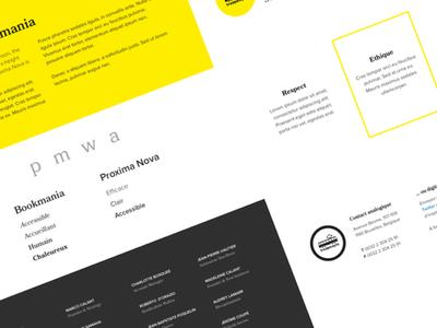 Tramway21 Elements Collage collage elements webdesign design web