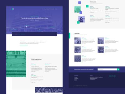 Equal Day webdesign design web