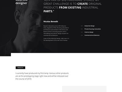 Benedit Architecture and Design responsive webdesign design web