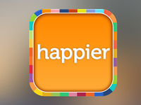Happier icon for iOS