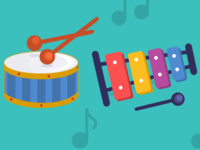 WeeSchool Illustration - Music