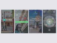 Detour Mobile App MVP