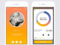 Yoga Wake Up iOS App