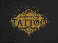 Tattoo Shop Logo