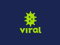 Viral Logo