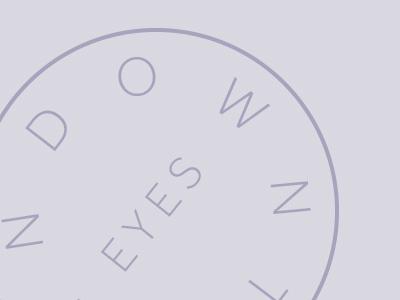 Potential mark eyewear optical minimal logo branding mark