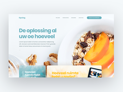 Healthy Foods Desktop 2 magyari layout kalman healthy food colorful clean cards blog