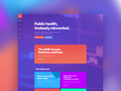 AIME Homepage