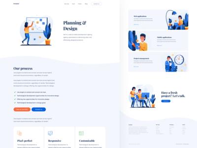 Services - Planning & Design